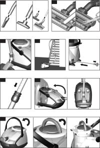 Bedienungsanleitung Bosch bgs 61842 roxx x (Seite 4 von ...