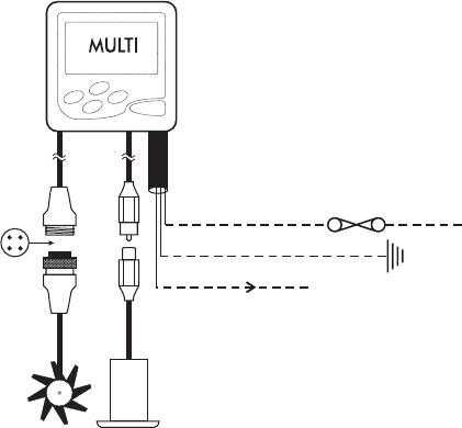 Bedienungsanleitung Navman Multi 100 (Seite 5 von 13