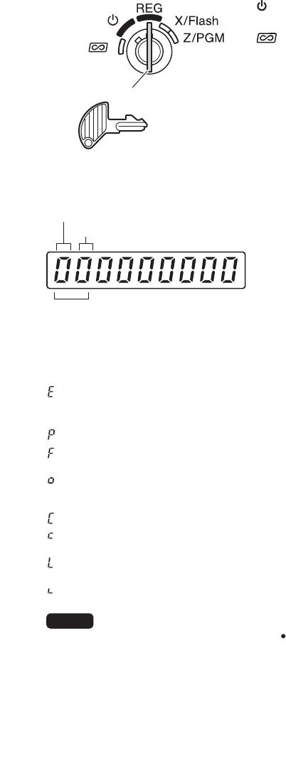 Bedienungsanleitung Sharp XE-A107 BK (Seite 6 von 37