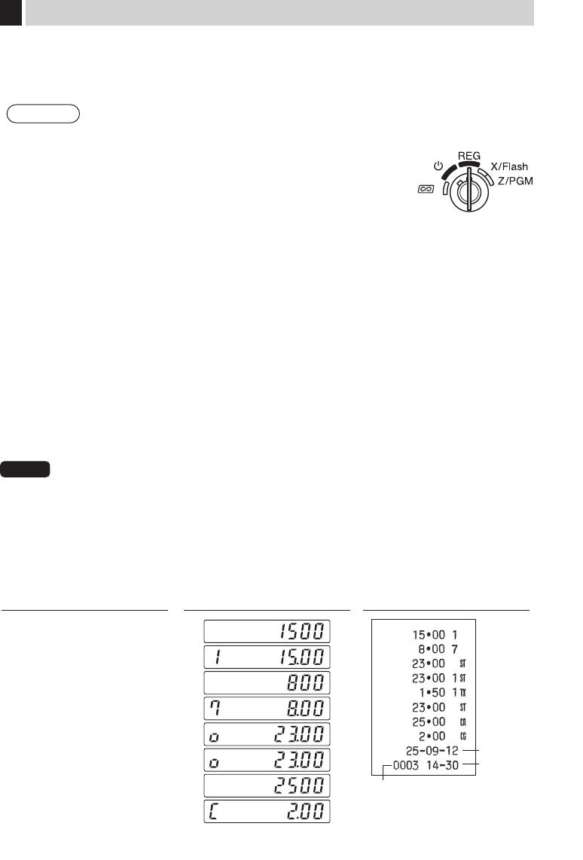 Bedienungsanleitung Sharp XE-A107 BK (Seite 13 von 37