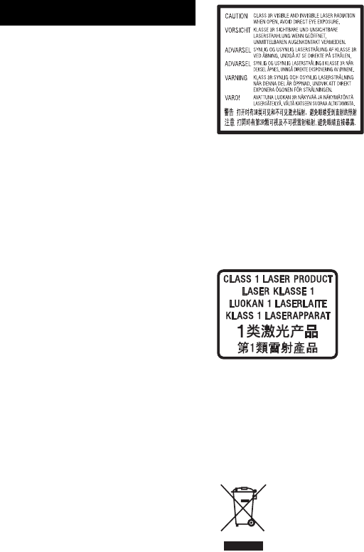 Bedienungsanleitung Sony BDV-E2100 (Seite 2 von 76) (Deutsch)