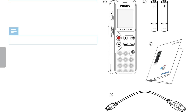 Bedienungsanleitung Philips DVT1100 (Seite 9 von 36) (Deutsch)