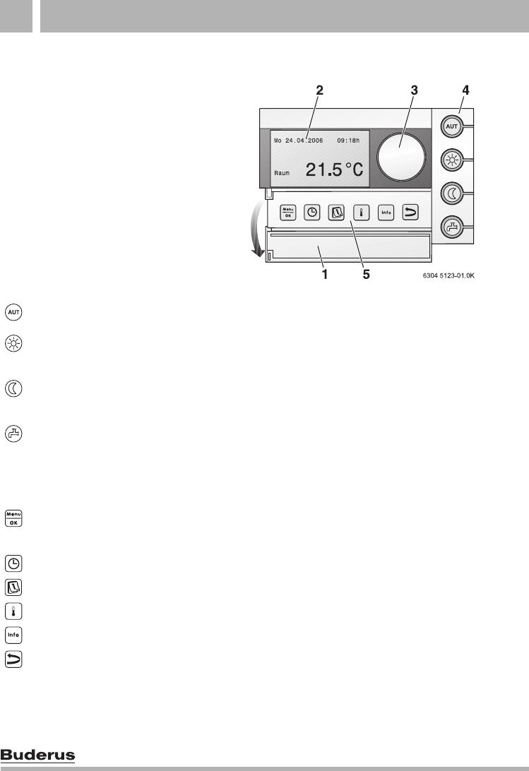 BUDERUS RC35 SERVICEANLEITUNG PDF