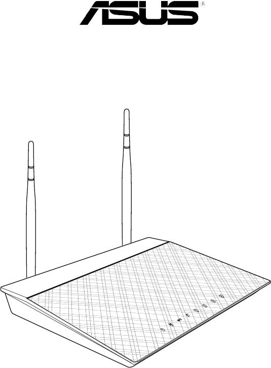 Bedienungsanleitung ASUS RT-N12E (Seite 1 von 46) (Englisch)