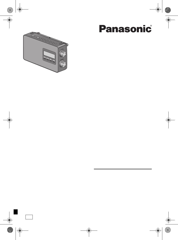 Bedienungsanleitungen Panasonic
