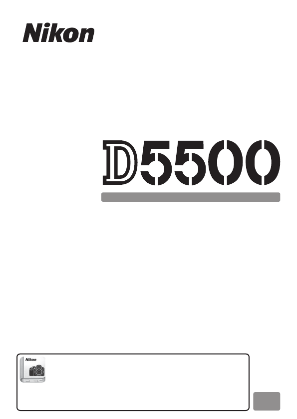 Bedienungsanleitung Nikon D5500 (Seite 1 von 428) (Deutsch)