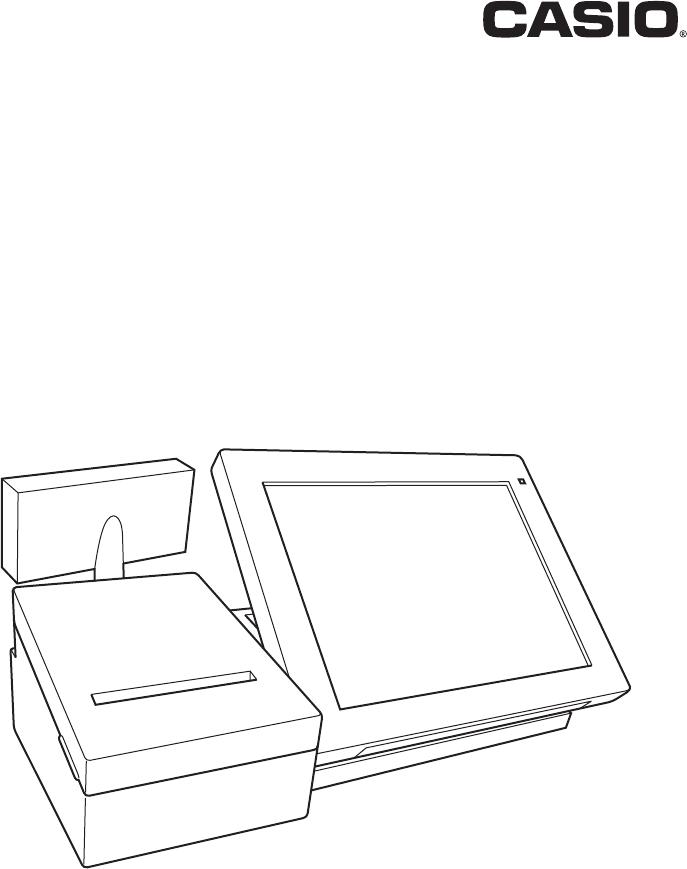 Bedienungsanleitung Casio V-R100 (Seite 1 von 36) (Englisch)