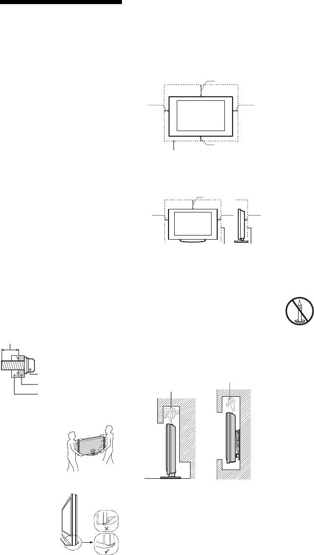 Bedienungsanleitung Sony kdl 40bx400 (Seite 10 von 334