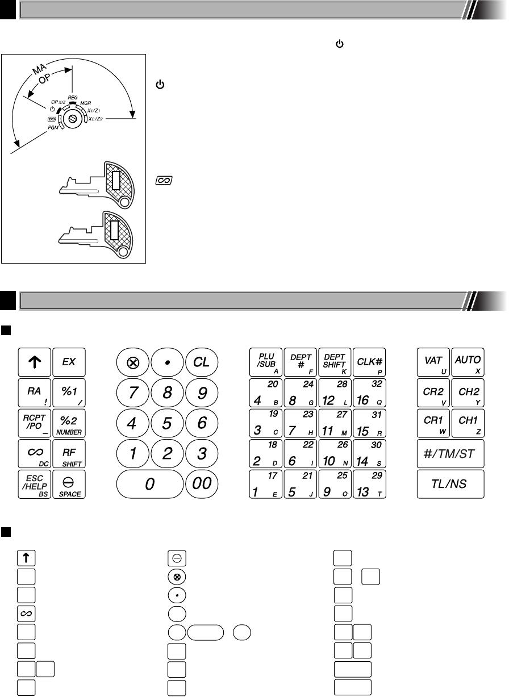 Bedienungsanleitung Sharp XE-A113 (Seite 8 von 404