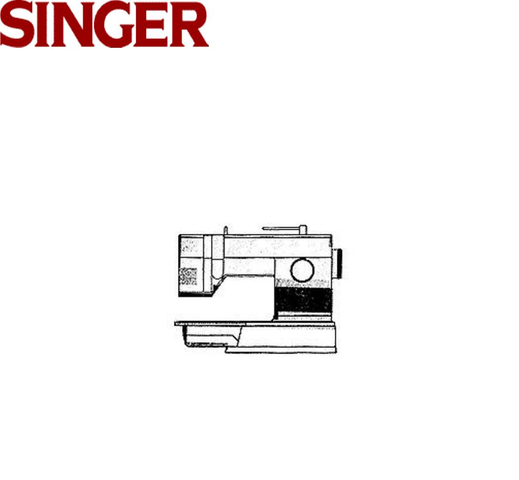 Manual Singer 9005 (page 1 of 44) (English)