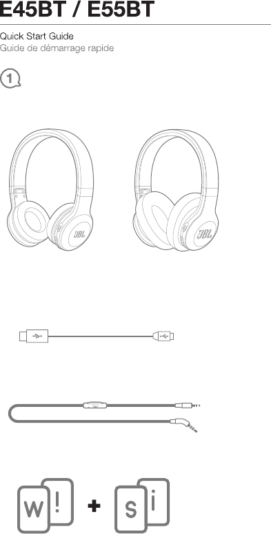Manual JBL E45BT (page 2 of 36) (All languages)