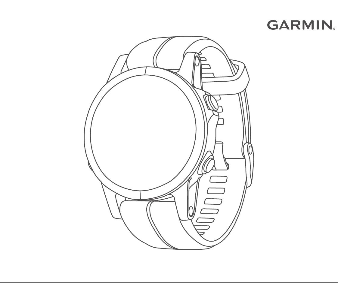 Manual Garmin Fenix 5S Plus (page 1 of 54) (German)