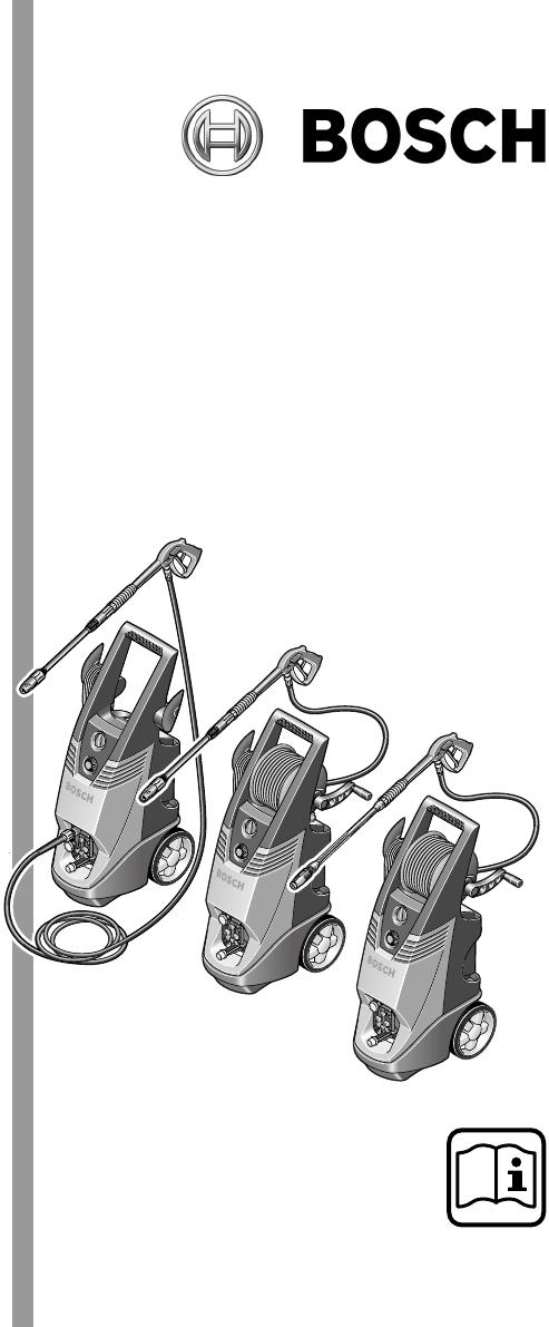 Manual Bosch Aquatak 150 Pro X (page 1 of 98) (Danish