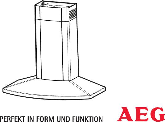 Manual AEG Electrolux DK 9690-M (page 1 of 23) (German