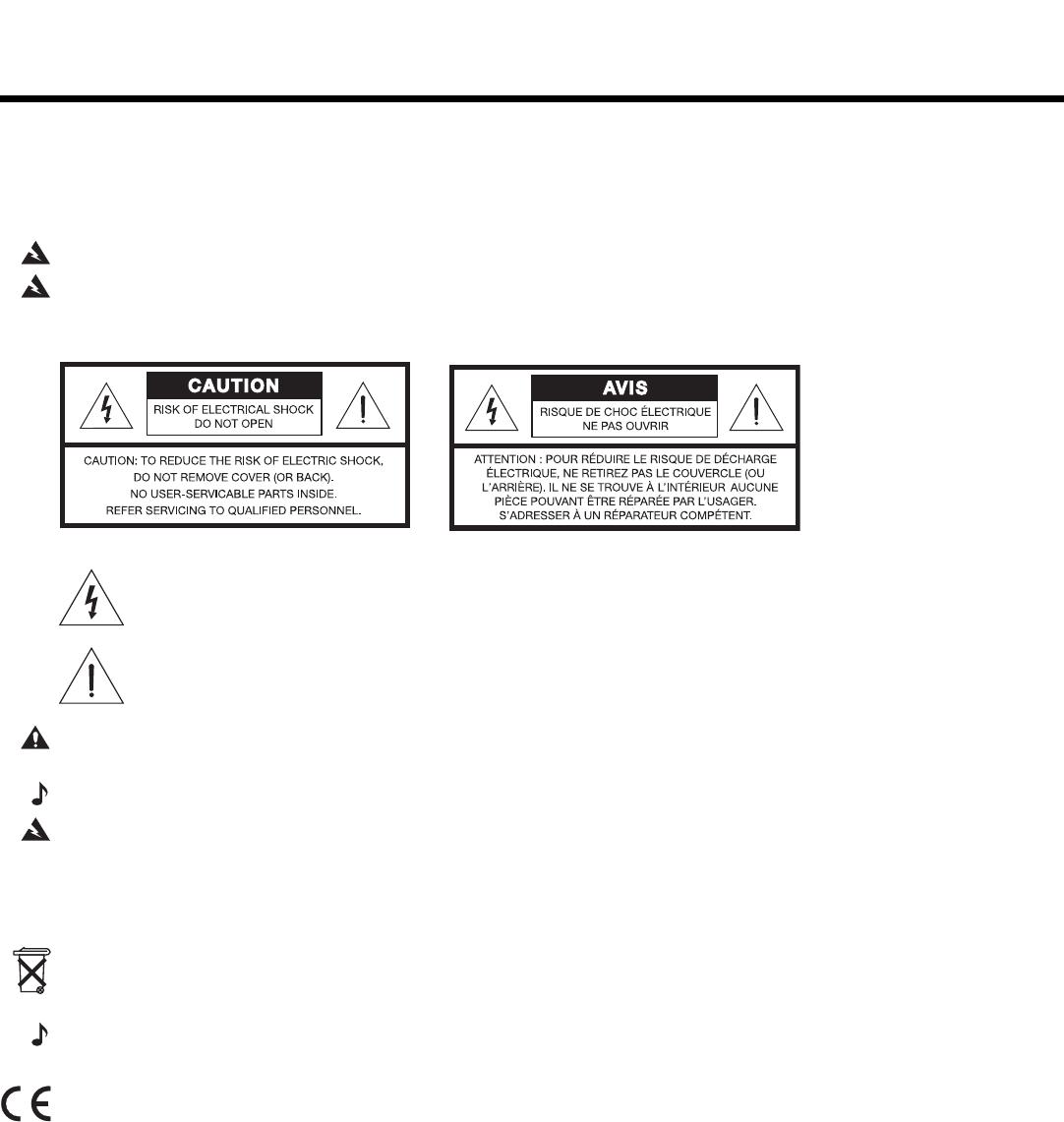 Manual Bose Cinemate series II (page 2 of 24) (English)