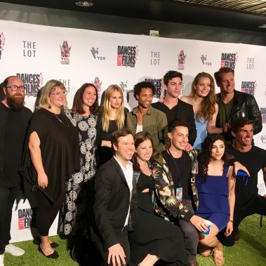 Silicon Beach cast at the Dances With Films Fest in Hollywood