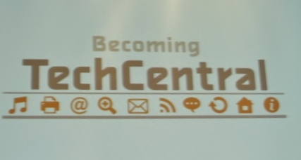 Becoming TechCentral