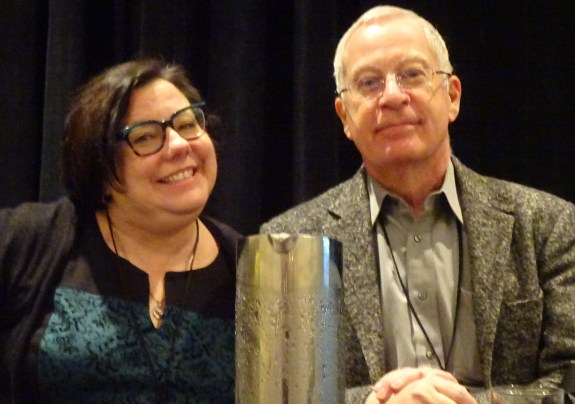 Elaine Lasda and Richard Hulser