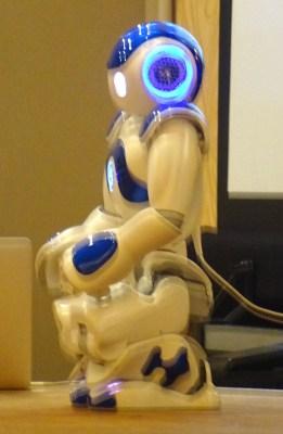 Dewey the Robot