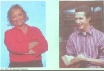 Trey Gordner and Corinne Hill
