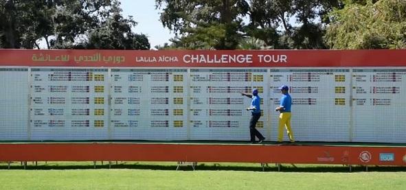 Le Gallois Farr s'adjuge la première édition de Lalla Aïcha Challenge Tour de golf
