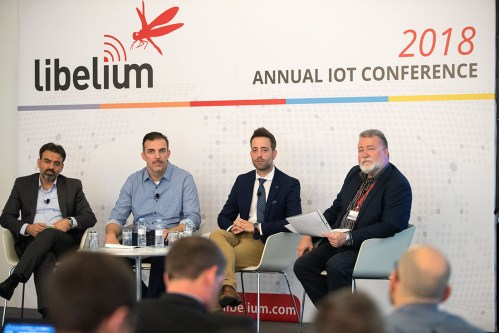 Session 1: Internet of Things for Sustainability, Smart Water Solutions