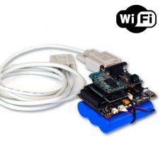 Industrial protocols WiFi IoT kit