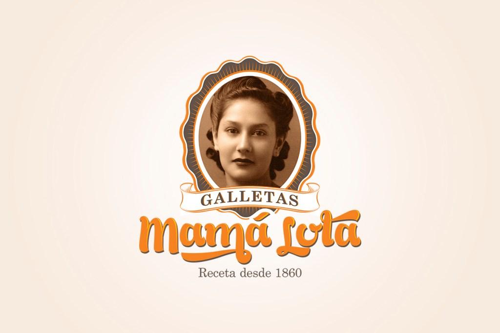 Logotipo Mama Lola