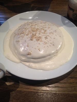 ココナッツミルクパンケーキ