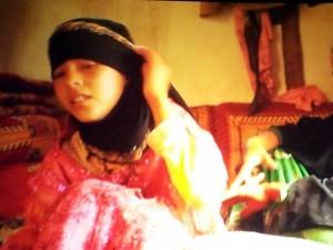 8-årig barnebrud i Yemen