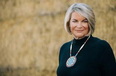 Cynthia Lummis er junior senator for delstaten Wyoming. Foto: US Senate.