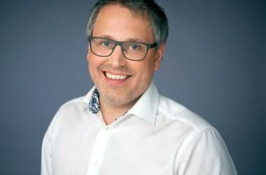 Eirik Løkke. Foto: CF-Wesenberg / kolonihaven.no.