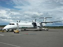 Staten har sørget for geniale vilkår for Widerøe. Flyselskapet slipper konkurranse.