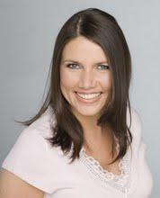 Heidi Nordby Lunde, kandidat for Oslo Høyre. (Foto: http://vampus.blogspot.com)