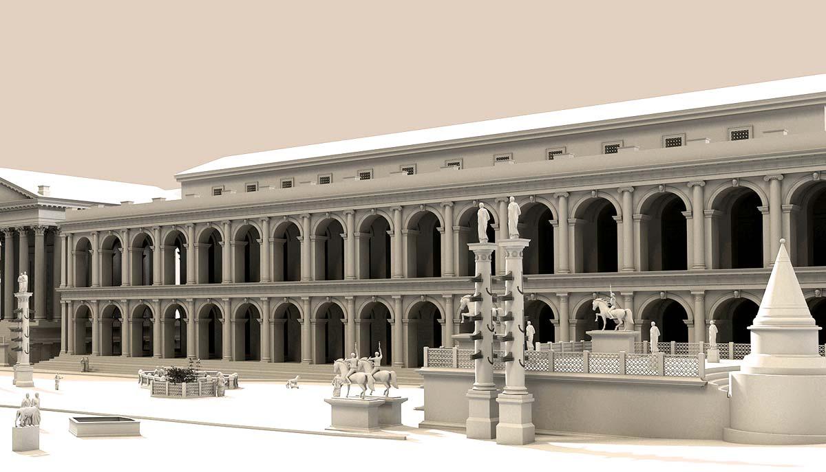 basilica iulia