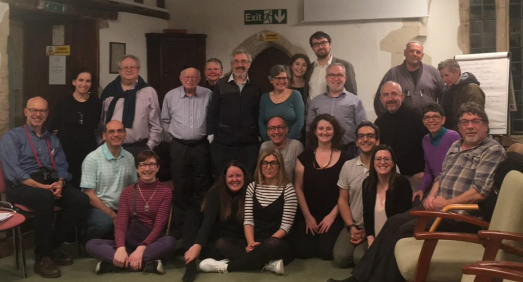 Liberal Judaism's rabbis and cantors at Kallah