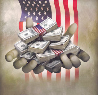 Money, Money, Money – Overwhelming Democracy