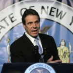 Image of Andrew Cuomo - State of State