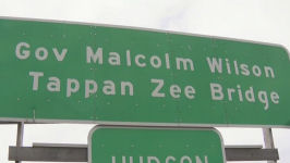 Tappan Zee sign image