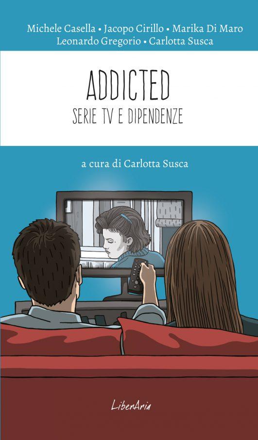 Copertina Addicted FRONTE