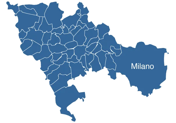 mappa altomilanese