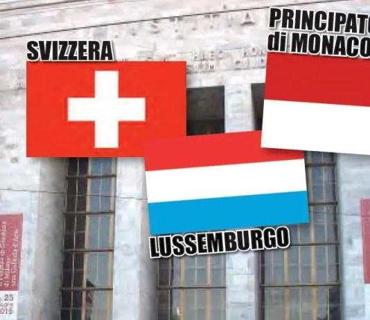 inchiesta entourage mantovani conti esteri svizzera swiss bank lugano