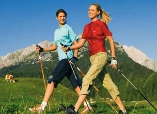 Nordic Walking sport grandi benefici