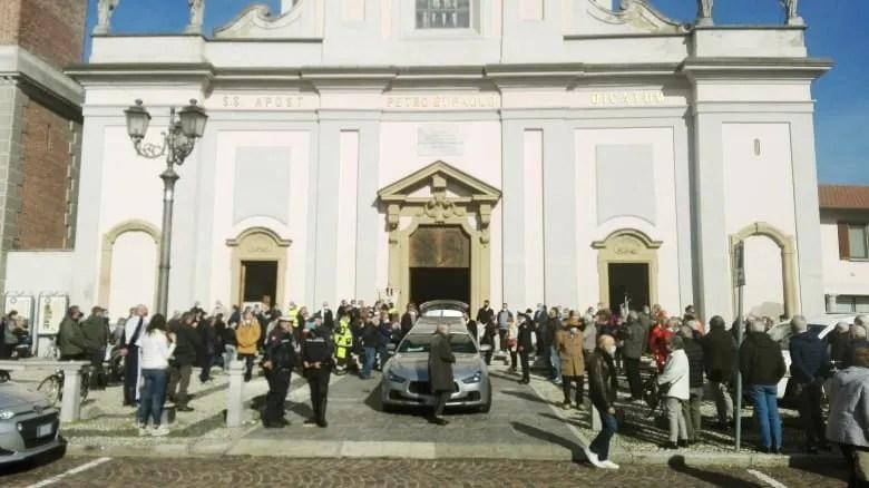 funerali franco pastori arluno