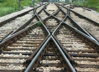 binari ferrovia parabiago