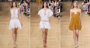 Liberata Dolce paris fashion week summer 2015 chloe bohemian
