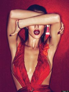 Liberata Dolce Summer Fashion Bombshell Model Bohemian