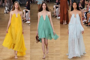 Liberata Dolce Paris Fashion Week Chloe