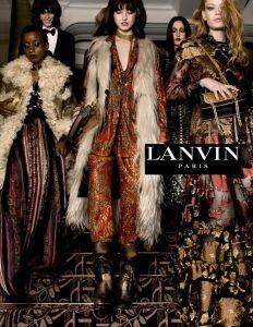 Liberata Dolce Winter Fashion 2015 Rocker Chic 70s disco blogger style fashion Lanvin