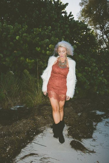 Liberata Dolce Lorraine Castle faux fur Bohemian boho free people fashion winter trend report chic vintage coachella